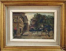 "Giovanni Balansino(Savigliano,1912,Rescaldina,Milano,1986) "" Largo Cairoli """