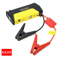 12 Volt Car Recovery Battery Boost Cable Clamp Rechargeable USB Tablet Charger