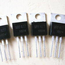 5PCS RF/VHF/UHF Transistor MOTOROLA TO-220 MRF477 MRF 477100% Genuine  NEW