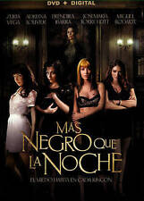Darker Than Night / Mas Negro Que La Noche (DVD, 2015) BRAND NEW!!!