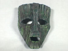 Loki Mask, The Mask, Jim Carrey, Cameron Diaz With Large Acrylic Case