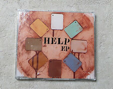 "CD AUDIO INT/ VARIOUS HELP EP""  CD EP PROMO NEUF SS BLISTER 4TITRES GO! DISCS"