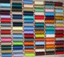 100 SPOOLS OF J&P COATS SEWING THREAD 100% POLYESTER