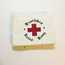 WWII German Red Cross DRK Deutsches Rotes Kreuz Armband Brassard Reproduction