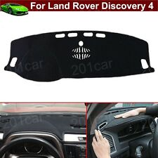 DashMat Dash Carpet Cover Dashboard Mat Cover For Land Rover Discovery 4 2010-17