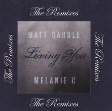 [NEW] CD: LOVING YOU - THE REMIXES: MATT CARDLE & MELANIE C