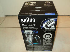 Braun Series 7 790cc-4 Rechargeable  Men's Electric Shaver New Sealed