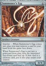 *MRM* FR Summoner's Egg Oeuf de l'invocateur MTG Fith Dawn
