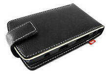 Proporta Alu Lined BlackBerry Storm2 9520 Leather Case