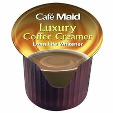 Cafe Maid Cream Jiggers x 120's. Perfect Milk Substitute for Coffee Just £9.39!
