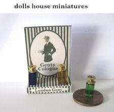 Parfum shop counter displays maison de poupées miniatures