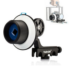 TARION Follow Focus Finder Quick Release for 15mm Rod Rig Canon Nikon Sony DSLR