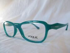 VOGUE GLASSES FRAME DESIGNER VO2958 2310 OPAL TEAL GREEN 51-16-140 NEW AUTHENTIC