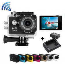 "SJ5000 style W9 Wifi 2"" Screen Diving 30M Waterproof Sport Action Camera DV"