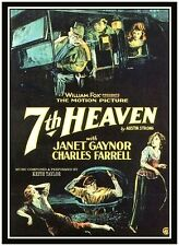7th HEAVEN - 1927 DVD - Janet Gaynor - Charles Farrell - PLAYABLE WORLDWIDE
