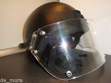 Russian LShZ-2DTM Volcano assault helmet with visor for FSB troops (replica)