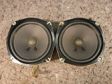 "1 PAIR BOSE 5.25"" CAR SPEAKERS 2 OHM 25W 02-08 MAZDA 6 REAR DOORS MAZDA OEM 4"