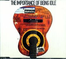 OASIS The Importance of Being Idle CD Single (Cat.HES 6760722) Ottime Condizioni