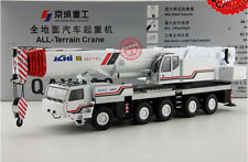 1:50 Beijing Jingcheng All-Terrain QY160E Crane Die Cast Model