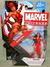 "Marvel Universe ELEKTRA #006 Series 5 2013 3.75"" Action Figure"