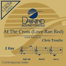 Chris Tomlin - At The Cross  (Love Ran Red  - Accompaniment CD New