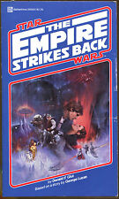 The Empire Strikes Back by Donald F. Glut-First Edition-1980-Star Wars