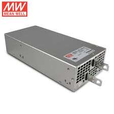MW 24V 41.65A AC/DC PSU Switching Power Supply Mean Well SE-1000-24 1000W