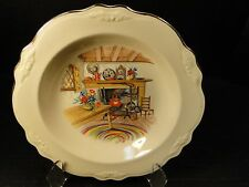 Homer Laughlin Virginia Rose Colonial Kitchen Soup Bowl Pasta 81/4 EXCELLENT!