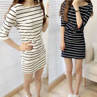New Spring Summer Korean Series Women Girl's Mini Dress tops slim Fashion skirt