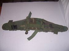 MOLLE II WOODLAND CAMO SDS MOLDED WAIST KIDNEY BELT US military genuine GI