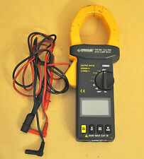 Greenlee CMI-200 Clamp Meter True RMS 2000 AMP CMI 200