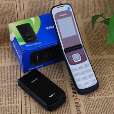OEM Nokia 2720 Flip Fold Factory Unlocked Original GSM Phone Box Full Set