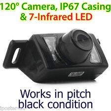 Infrared IR CCD Waterproof Night Vision Car Reverse Camera Rear View Parking HD