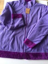 New Reversable Riverside County Warm Winter Jacket Size 16 ,18, 20  Free P&P