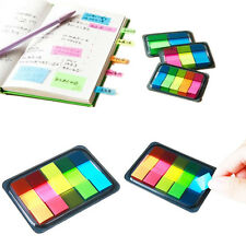 Small Sticky Notes Post-It Notes Notebook Memo Pad Paper Diary Tab Office