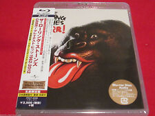 ROLLING STONES - GRRR! - JAPAN Blu-Ray Hi-Def Pure Audio Disc - 4988005829924