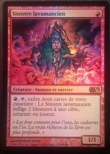 Sinistre Lavamancien PREMIUM / FOIL VF - French Grim Lavamancer M12 - Magic mtg
