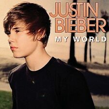 Justin Bieber : My World CD (2009) VGUC