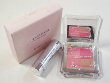 Jill Stuart Mix Blush Compact #04 hot cherry box slightly damaged