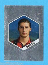 SUPERSPORT 1986-PANINI 86-Figurina - MASSARO - MILAN -ADESIVO x POSTER-NEW
