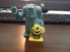 """Disney Monsters Inc 3.5"""" Mike & Sulley Cake Topper Collectible"""
