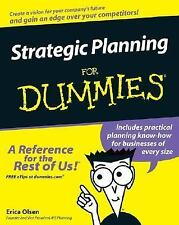 Strategic Planning For Dummies (For Dummies (Business & Personal Finance))