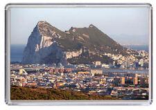 Gibraltar Fridge Magnet 01