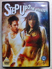 Briana Evigan Channing Tatum STEP UP 2 THE STREETS ~ Danza Drama Secuela GB DVD