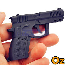 Pistol USB Stick, 8GB Quality 3D Gun USB Flash Drives WeirdLand