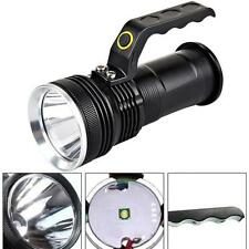 3-Mode 3000LM Handheld CREE XM-L Rechargeable LED 18650 Flashlight Torch Lamp