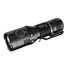 NiteCore MH20 Cree XM-L2 U2 LED 1000lms USB Rechargeable 18650 Flashlight Torch