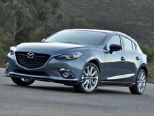 mazda 3 body kit full abs 2014 2015 hatchback