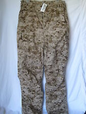 AOR1 NWU Type II Pants Trousers Bottoms  Medium / Long NSW Navy SEAL !