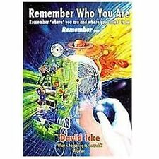 Remember Who You Are: Remember 'Where' You Are and Where You 'Come' from, David